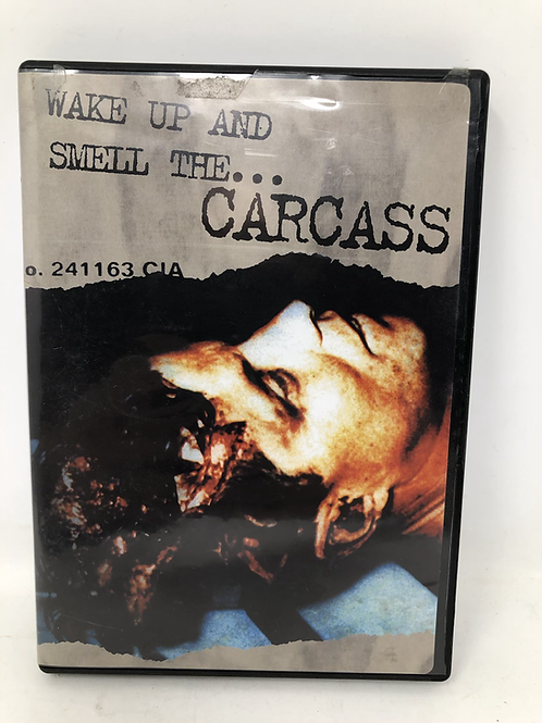 Carcass Wake Up and Smell DVD Earache Records