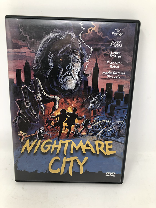 Nightmare City DVD Anchor Bay