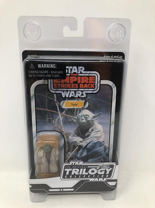 Star Wars Yoda Empire Strikes Back Original Trilogy Hasbro