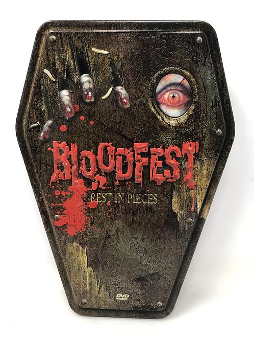 Bloodfest 5 DVD Tin Boxset