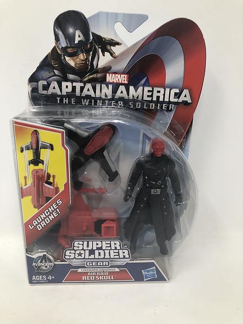Captain America Red Skull Super Soldier Marvel Hasbro