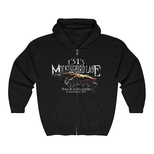 1313 Mockingbird Lane Toys & Collectibles Unisex Zip Up Hoodie Hooded Sweatshirt