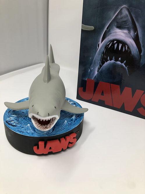 Jaws Bruce the Shark Motion Statue
