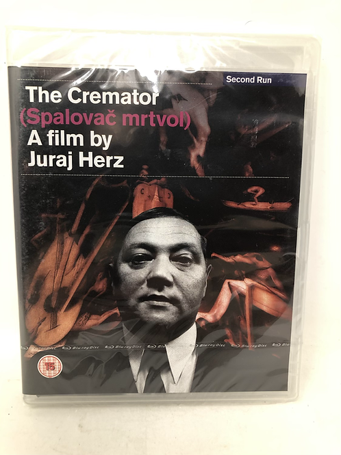 The Cremator Blu Ray Juraj Herz
