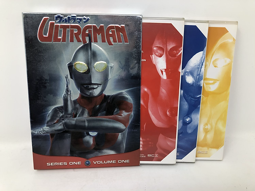 ULTRAMAN Series One Volume One 3 DVD Set
