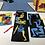 Thumbnail: Batman Cartoon Kit Colorforms DC 1966