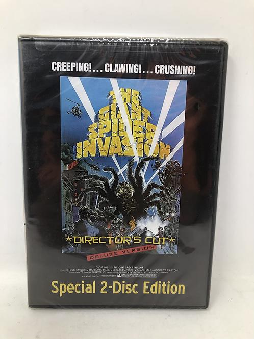 Giant Spider Invasion DVD Set