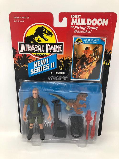 Jurassic Park Robert Muldoon Series II 1993 Kenner