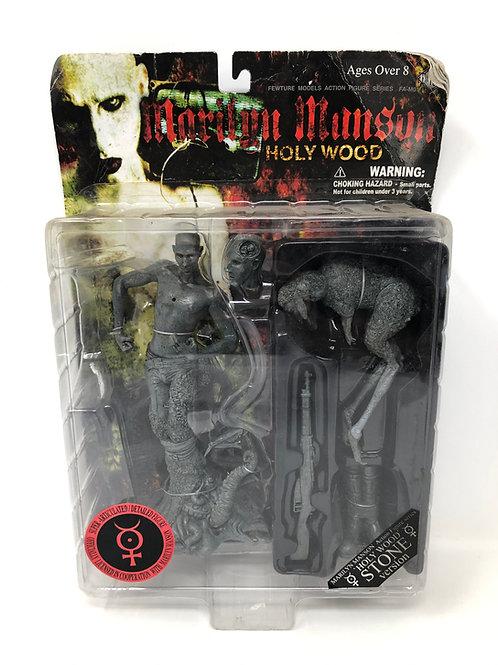 "Marilyn Manson 6"" Holywood Stone Version"