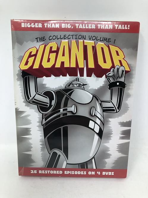 Gigantor Collection Volume 1 DVD Set Sealed