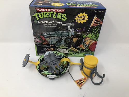 Tmnt Teenage Mutant Ninja Turtles Sewer Army Tube Playmates