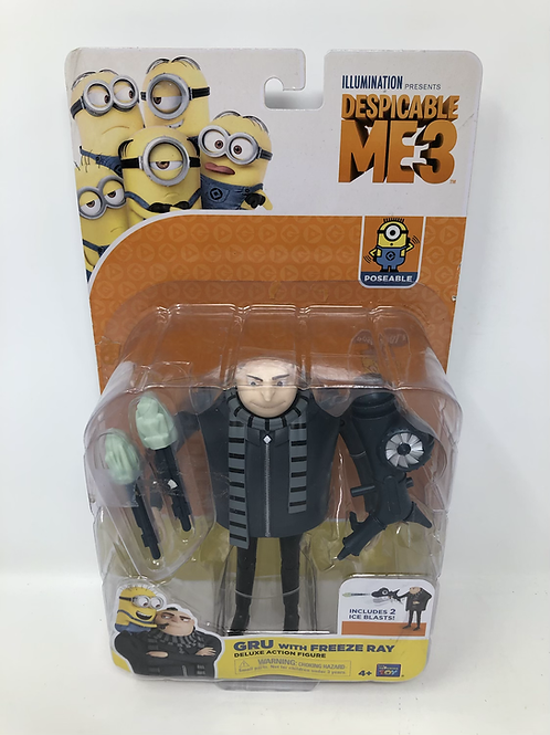 Despicable Me 3 Gru with Freeze Ray