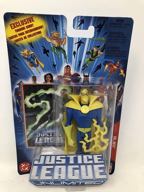 DC Justice League Unlimited Dr Fate Mattel