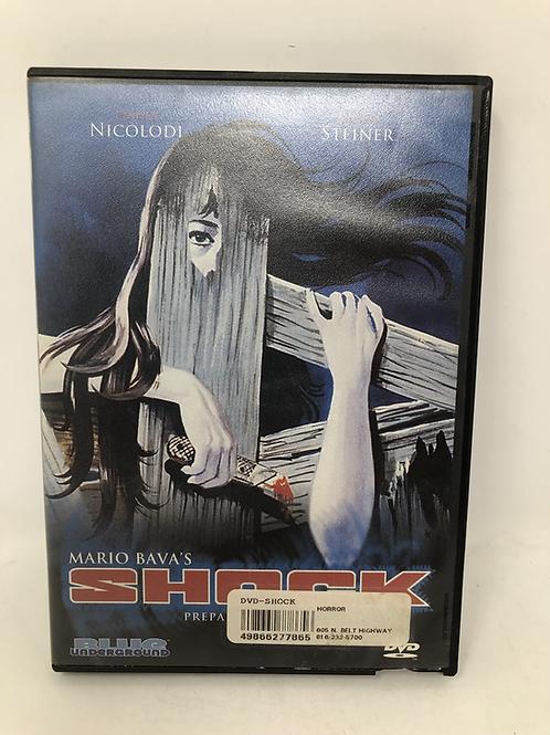 Shock DVD Mario Bava Blue Underground