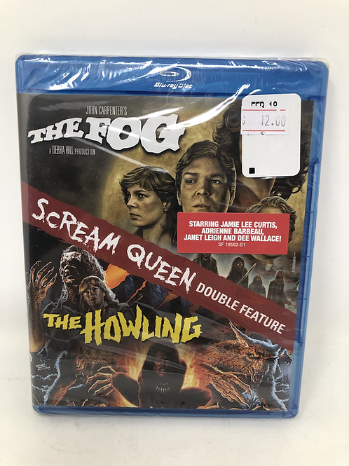 The Fog / The Howling Blu Ray Double Feature