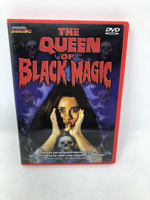 Queen of Black Magic DVD Mondo Macabro