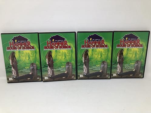 Hammer House of Horror 4 DVD 13 Movie Set