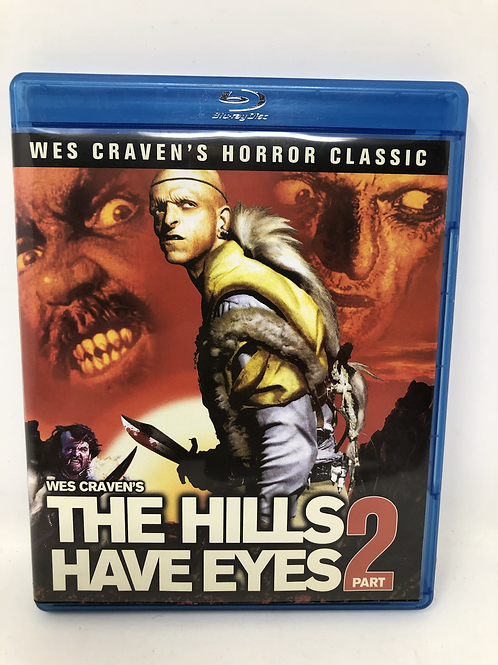 Hills Have Eyes 2 Blu Ray