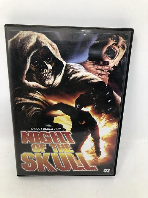 Night of the Skull DVD Jess Franco