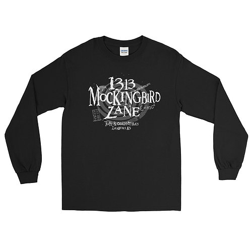 1313 MBL Unisex Long Sleeve Gildan T-Shirt (in-store pick-up NOT AVAILABLE)