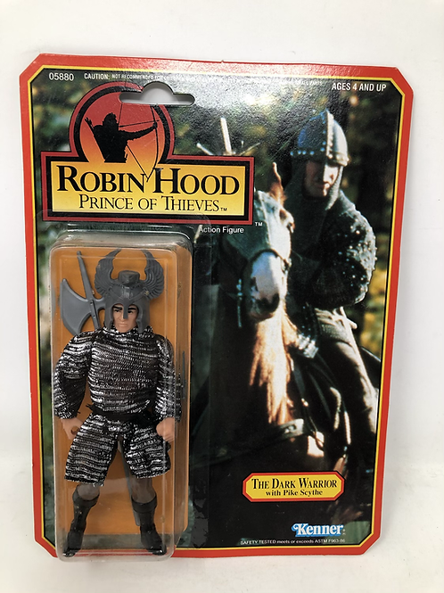 Robin Hood Prince of Thieves Dark Warrior Kenner