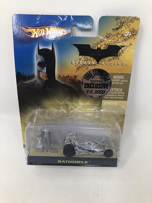 Batman Begins Hot Wheels Chase