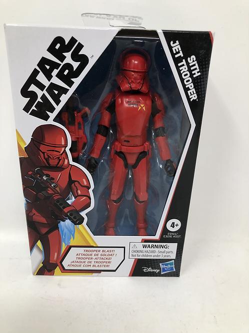 "Star Wars 5"" Sith Jet Trooper Galaxy of Adventures Hasbro"