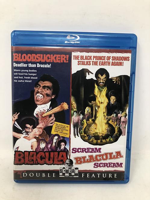 Blacula & Scream Blacula Scream Blu Ray