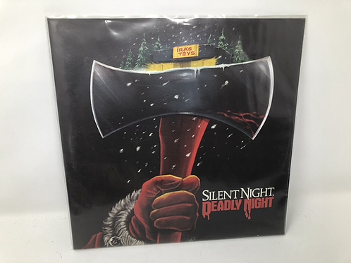 Silent Night Deadly Night LP Soundtrack Colored Vinyl