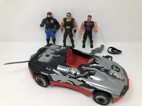 Kenner Terminator Car and Figure Lot