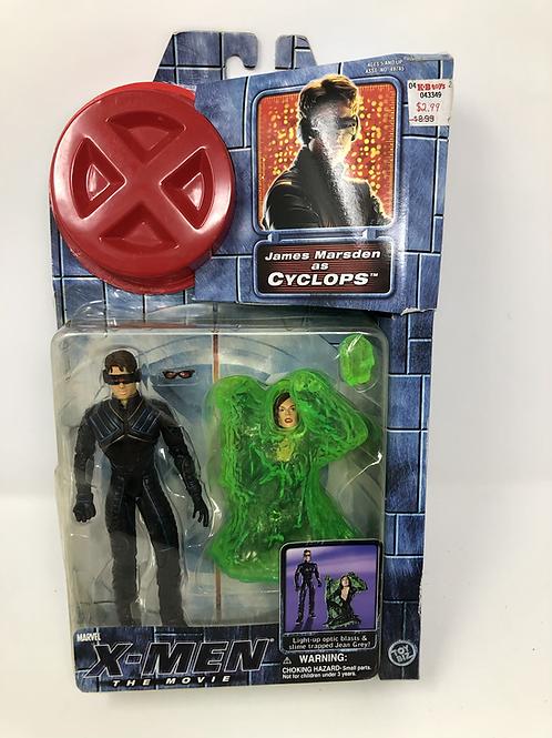 X-Men Movie Cyclops with Jean Grey Toy Biz