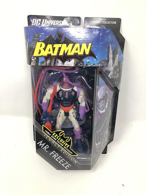 DC Batman Legacy Edition Mr Freeze Mattel