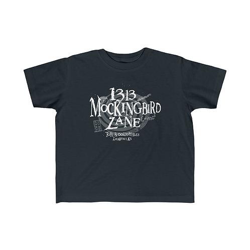 1313 Mockingbird Lane Zone Kids Tee TShirt Black Unisex Rabbit Skins Apparel