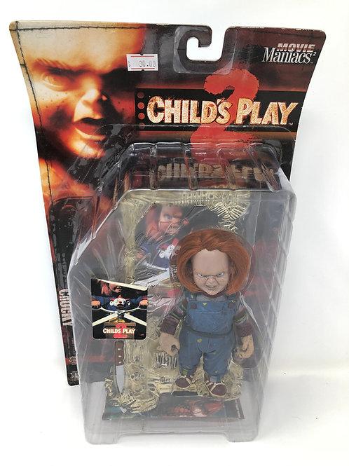 Child's Play 2 Movie Maniacs 1999 Mcfarlane