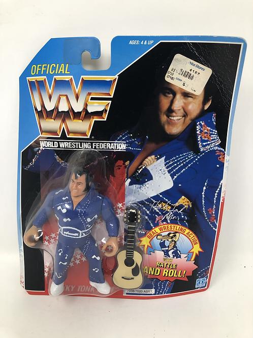 1990 WWF Honky Tonk Man Vintage Hasbro