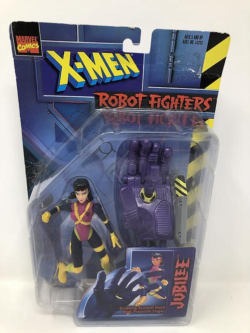 X-Men Jubilee Robot Fighters Toybiz