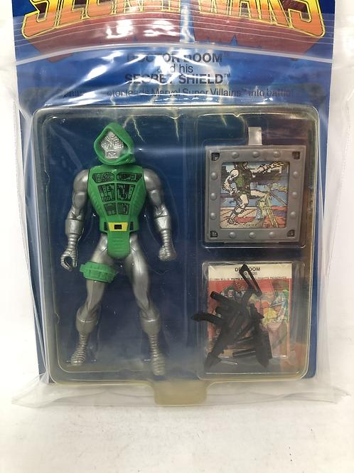 Vintage Marvel Secret Wars Doctor Doom Mattel