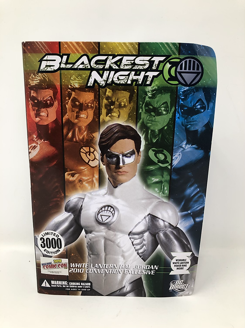 Blackest Night White Lantern Hal NYCC 2010
