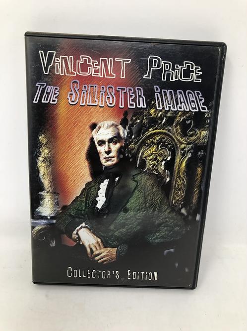 Vincent Price Sinister Image DVD OOP