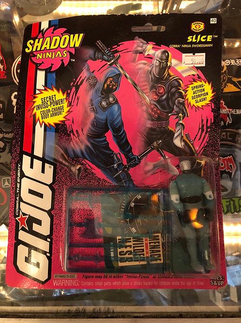 GIJOE Shadow Ninjas Slice 1993 Hasbro