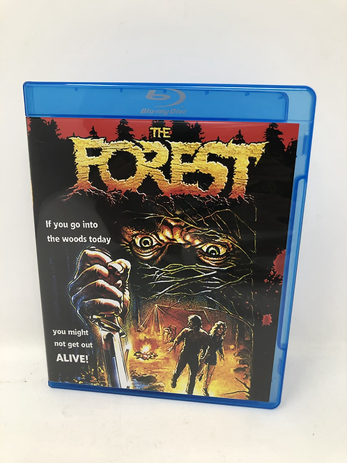 The Forest Blu Ray - Code Red Rare