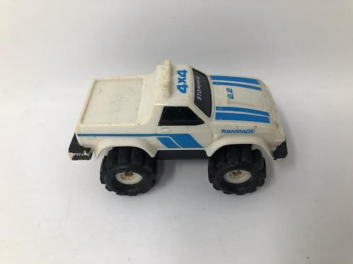 Stomper White 4x4 1986
