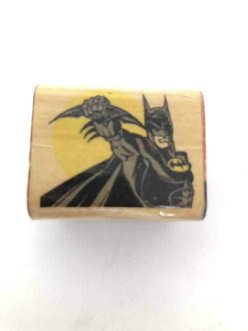 Batman 1991 Rubber Stamp Dc