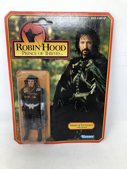 Robin Hood Prince of Thieves Sheriff of Nottingham Kenner