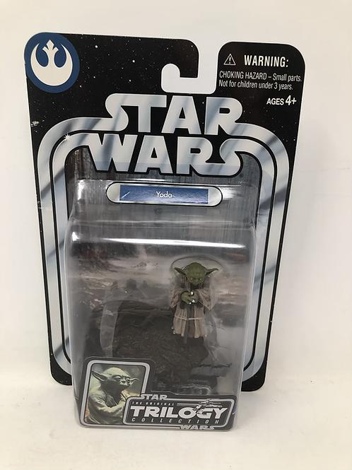 Star Wars Yoda Original Trilogy Hasbro