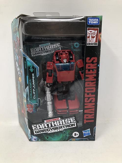 Transformers Cliff jumper Earthrise Hasbro