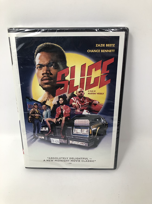 Slice DVD with Chance the Rapper