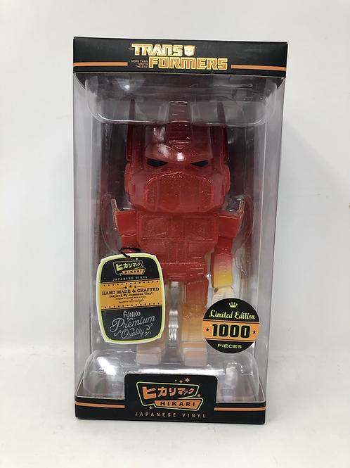 Transformers Optimus Prime Hikari Limited