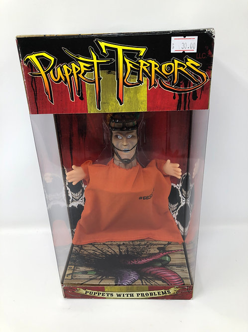 Puppet Terrors Death Row Joe