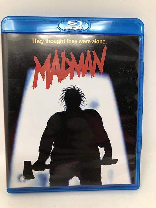 Madman Blu Ray